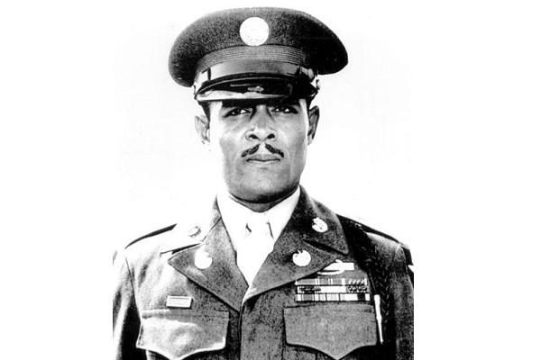 Eddy Carter; Three War Veteran and Medal of Honor Winner