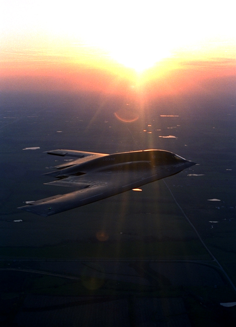The B2 Bomber is 30 Years Old and Still the Premier Heavy Bomber in the World
