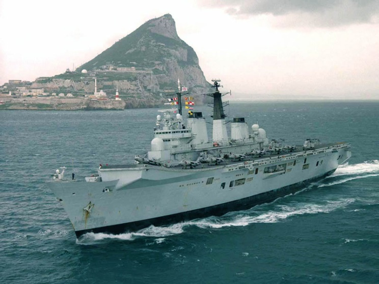 The Argentine Commando Raid on Gibraltar – Operation Algeciras