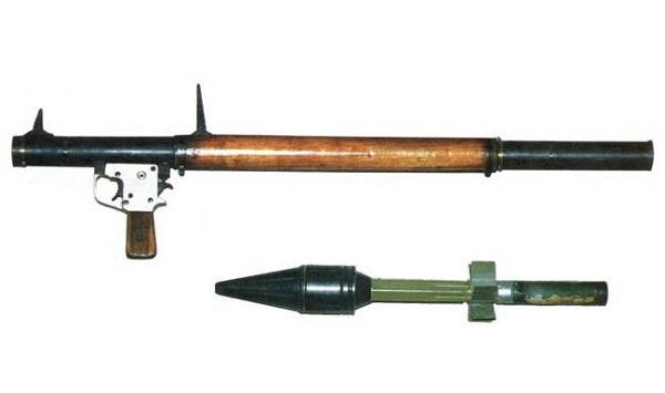 The RPG-2; Still being built and used after Seventy years!