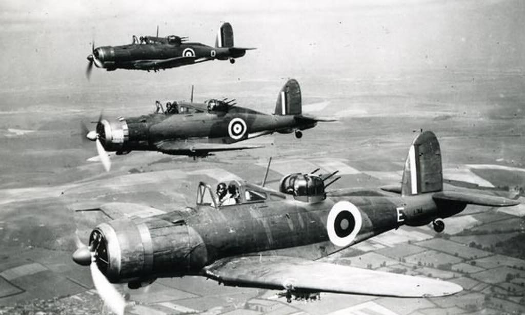 The Blackburn Roc; A Terrible Fighter but a Good Idea?