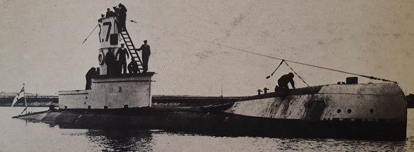 The First of the Hunter Killer Submarines; The R-Class