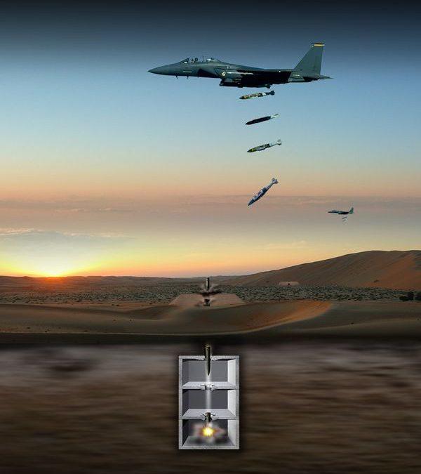 Northrop Grumman Contracted to Build Smart Fuzes for Underground Targets