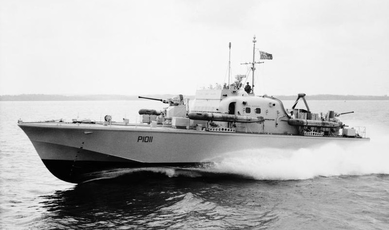 The Last Hurrah of the Boys Anti-Tank Rifle; When the IRA Shot a Royal Navy Torpedo Boat!