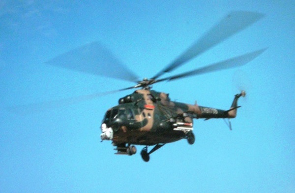 Burma-Based Non State Actor Admit to Operating Helicopter – Overt Defense
