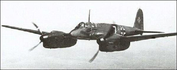 Luftwaffe Lightning; The Focke Wulf Fw 187 Falke
