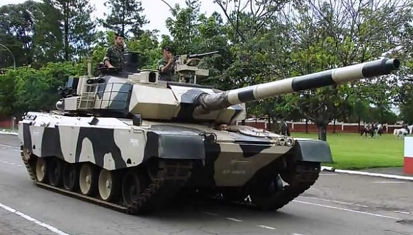 Brazilian Army Announces Requirements for New Tank