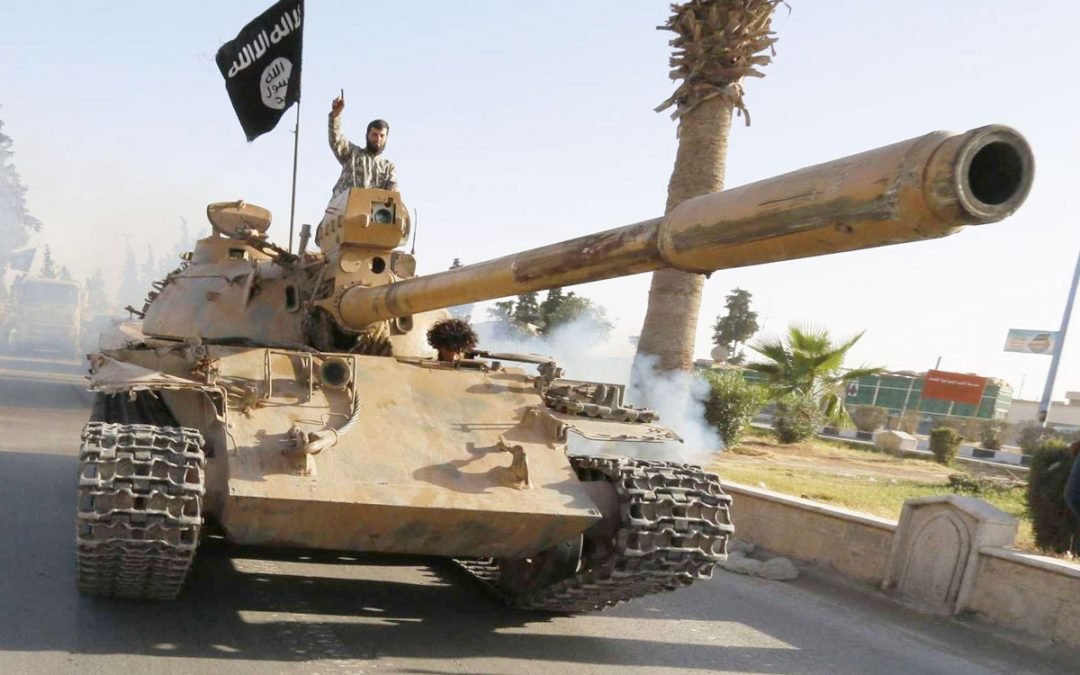 In Profile: The Islamic State in Iraq and Syria (ISIS) – Overt Defense