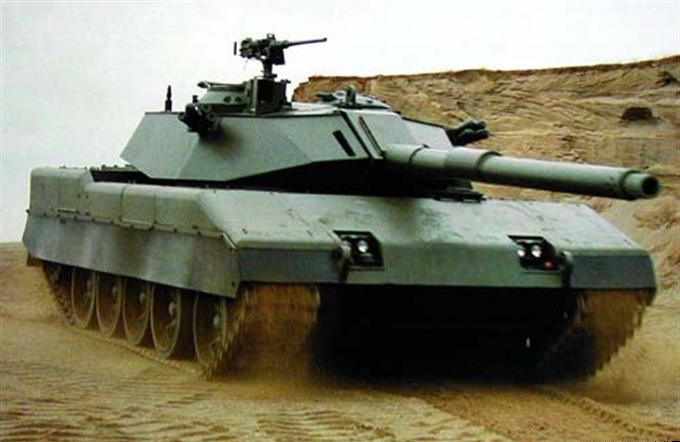 The Jaguar; Almost the Joint Chinese/American Battle Tank