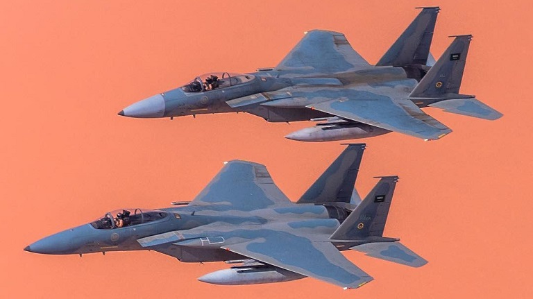 Boeing Picks Up Over $10 Billion for Middle East F-15 Contracts – Overt Defense