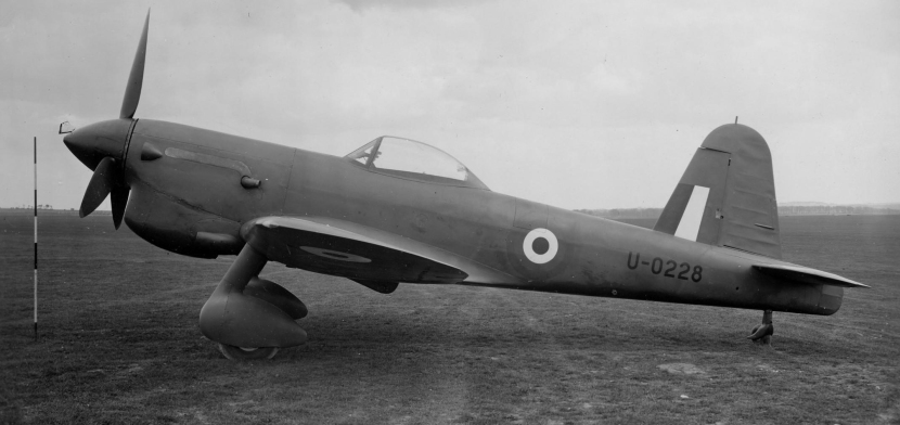 Miles M.20; The Aircraft Equivalent of the STEN Gun