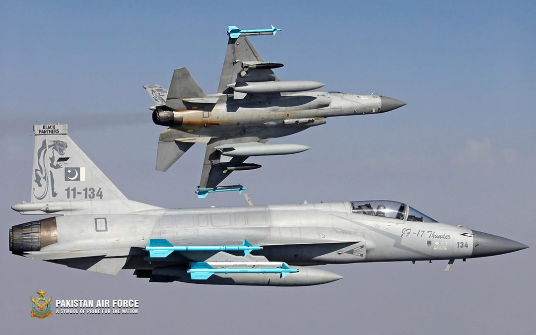 Pakistan Begins Production of JF-17 Block III Fighters