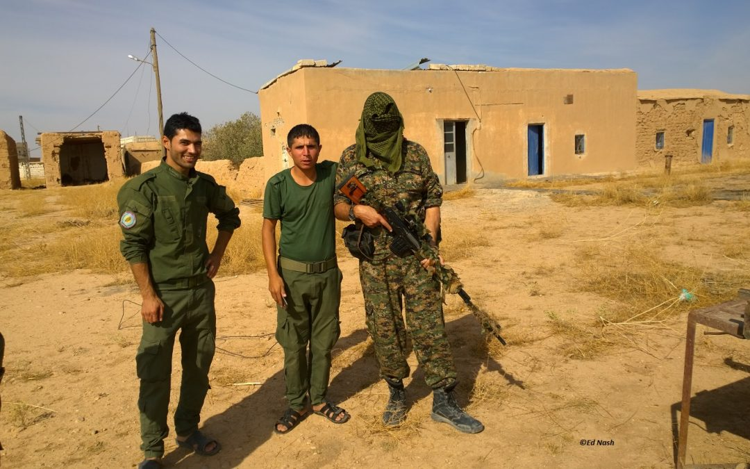 GRP 146-A Wise Man Does His Own Work: The Story of a British Volunteer in The Fight Against ISIS – Global Recon