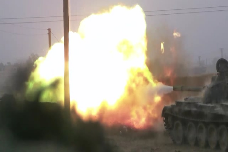 Things Are Moving at Breakneck Speed in North East Syria