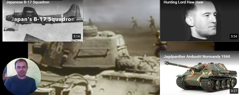 Mark Felton Productions – A YouTube Channel that Military Historians Have to Watch