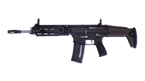 Japanese Self Defence Force Selects New Rifle and Pistol; New MG Also Likely