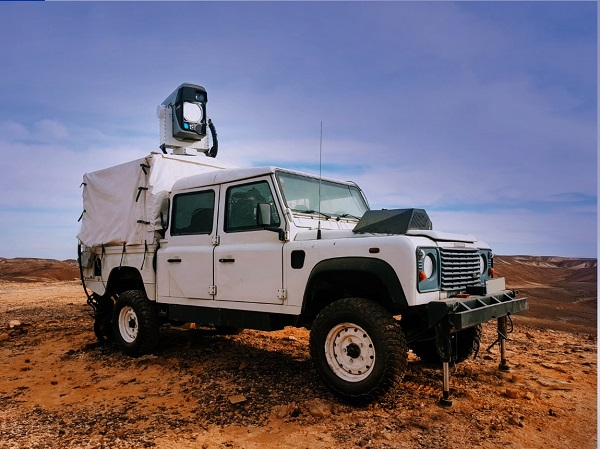 Rafael's Anti-Drone Laser System Shoots Down Multiple Targets in Demonstration