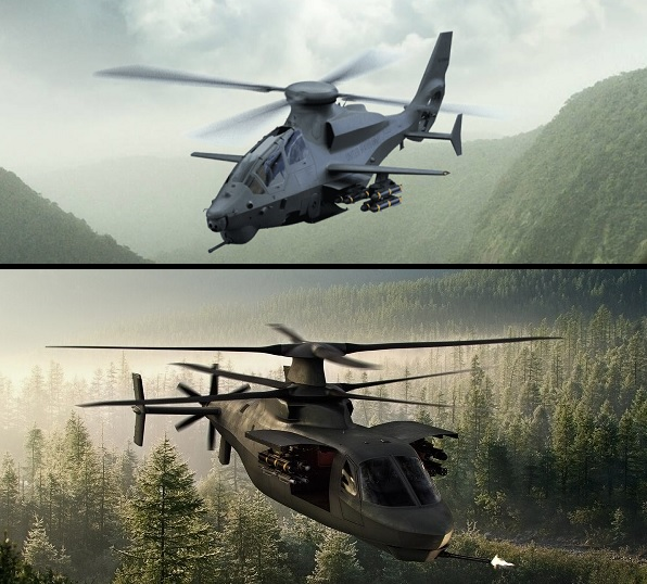 US Army Narrows Down Contenders for Future Attack Helicopter