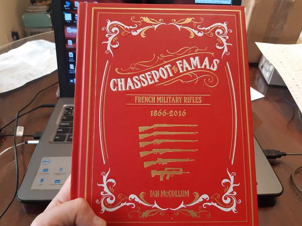"""""""Chassepot to FAMAS; French Military Rifles 1866-2016"""" (2019) by Ian McCollum (Video Review)"""