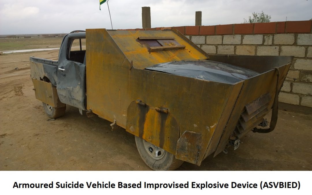 The Evolution of the Suicide Car Bomb, How to Stop Them and Why Militaries Need to Think About Them