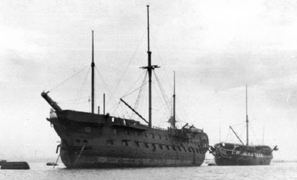 HMS Implacable; The Battleship That Served for 149 Years – And Then Got Blown Up!