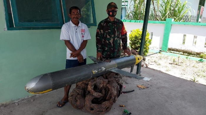 They're Catching Chinese Drones in the Waters Around Indonesia Nowadays