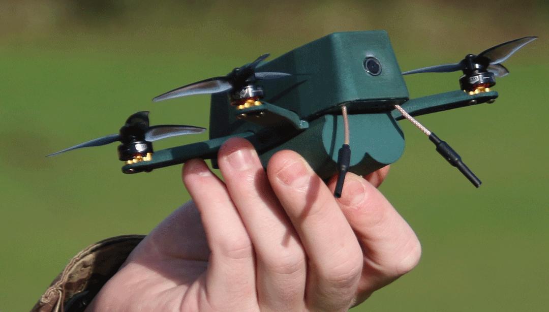 Nano Bug UAVs Are Impressing the British Army