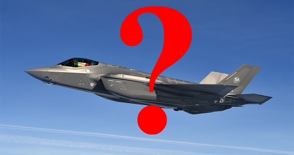 Is the USAF Fed Up With The F-35?