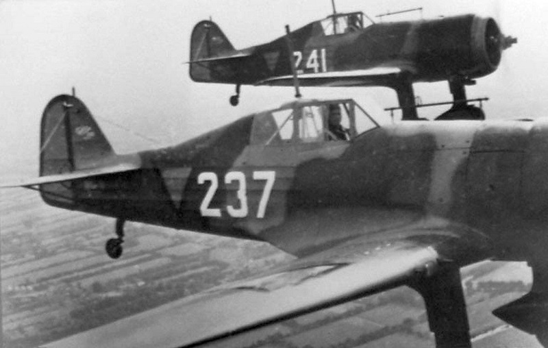 The Fokker D.XXI; Dutch Defender that Served a Surprisingly Long Time