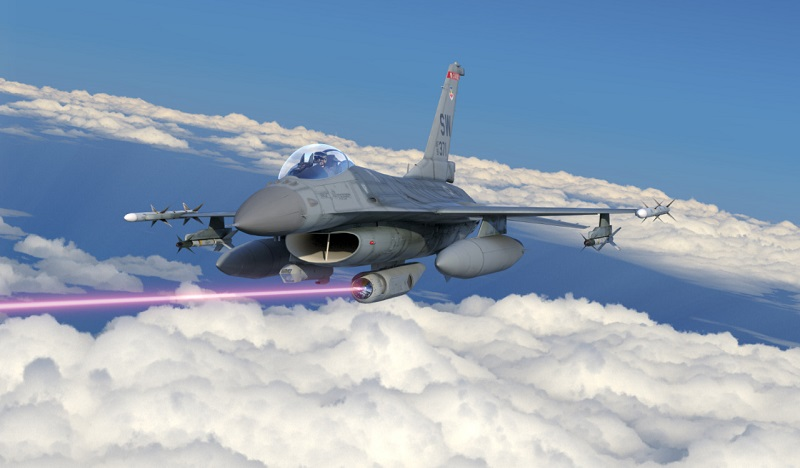 SHiELD – The US Air Force New Laser Pod That Will Shoot Down Missiles