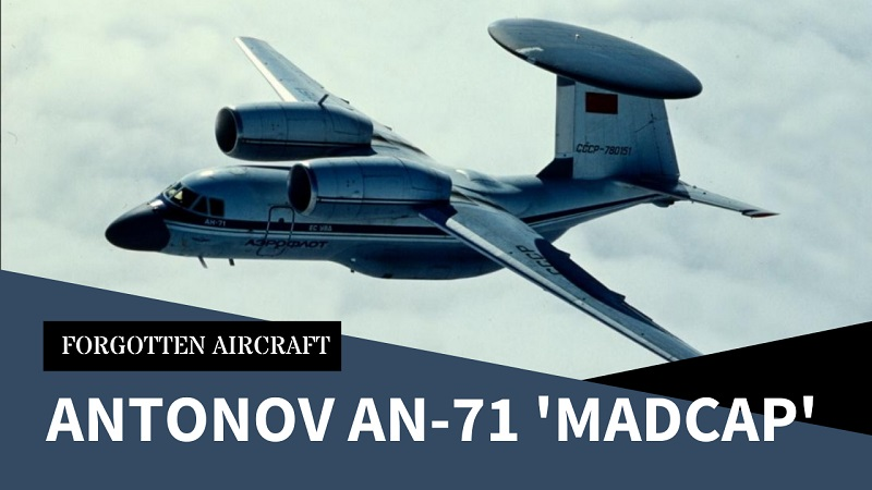 """""""That's some bad hat, Harry""""; The An-71 'Madcap'"""