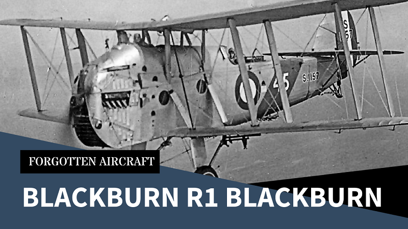 Blackburn R1 Blackburn – Not Something You Want to Meet in A Dark Alley