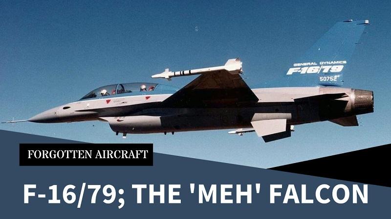 "The F-16/79 ""Failcon"" Export Fighter"