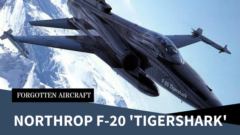 The F-5G / F-20 Tigershark; Northrop's Bane