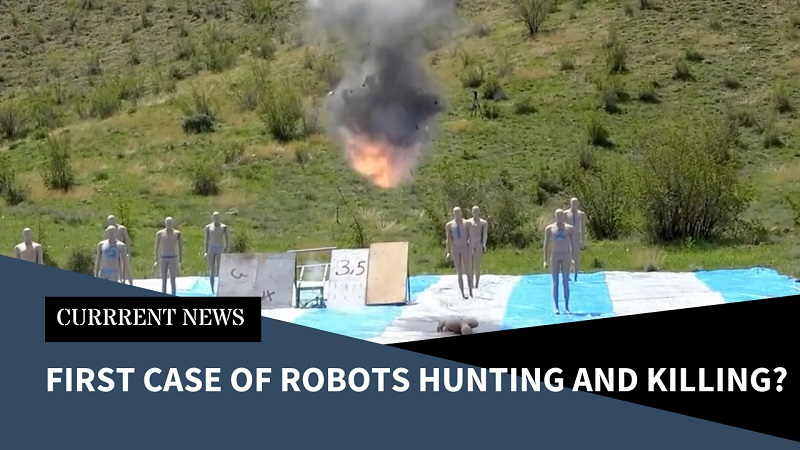 We May Have the First Case of a Robot Deliberately Killing Humans