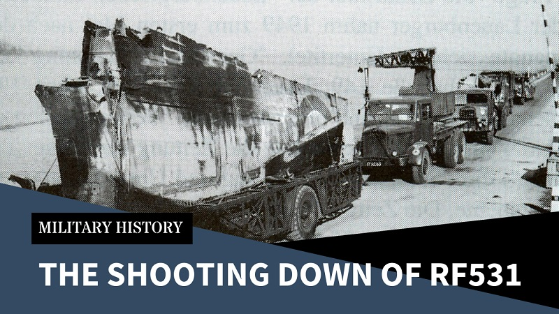 Massacre of the Innocents? –  The Shooting Down of RF531