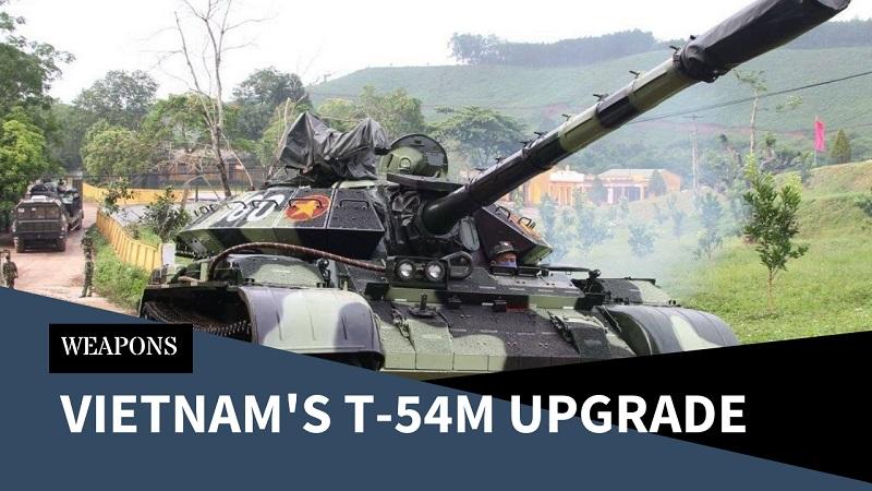 Grandad's Still Got It! Vietnam's Newly Updated T-54Ms