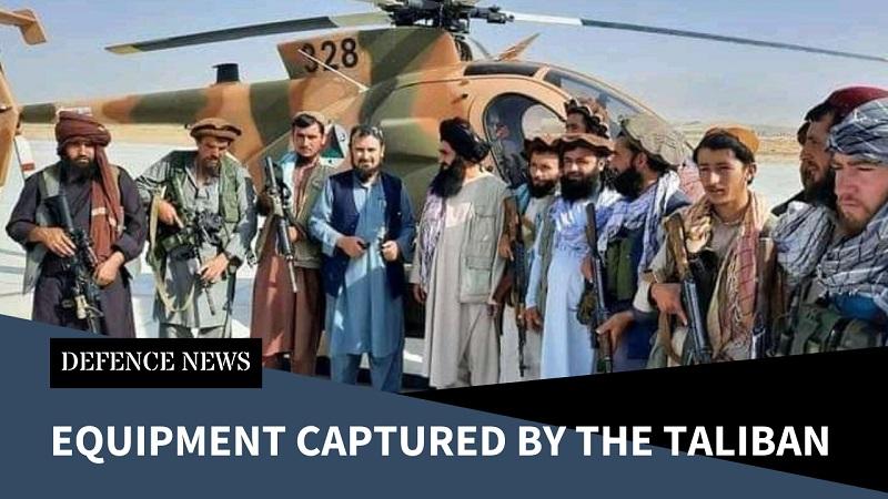 Equipment Losses in Afghanistan