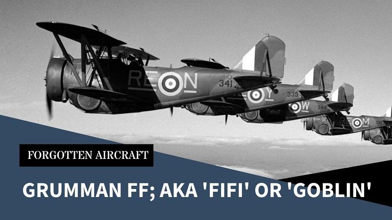 Fifi the Goblin; Grumman's First Fighter