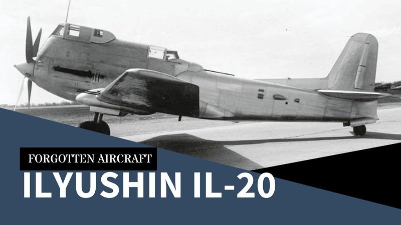 Ilyushin Il-20; Beast From the East