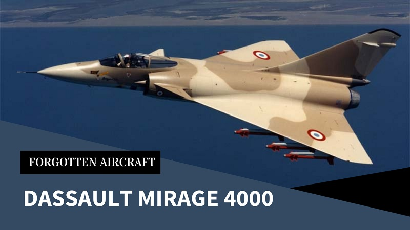 French Eagle – the Dassault Mirage 4000