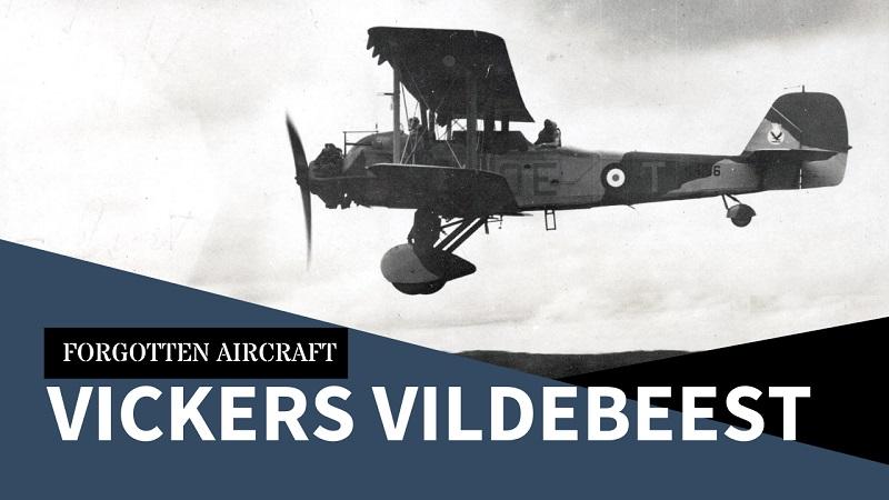 Desperate Heroism; The Vickers Vildebeest