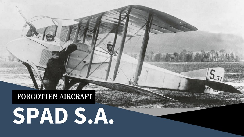 The SPAD S.A – A Total Basket Case Without a Prayer
